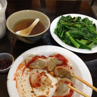 Photo taken at Wong Good Hand Pull Noodle by Marivic G. on 7/24/2014