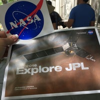 Photo taken at Jet Propulsion Laboratory by Michelle R. on 6/5/2016