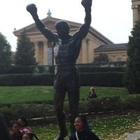 Photo taken at Philadelphia Museum of Art by Ralph on 10/27/2012