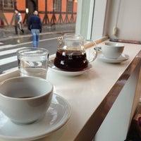 Photo taken at Koppi Kaffe & Rosteri by Benjemyn D. on 11/19/2012