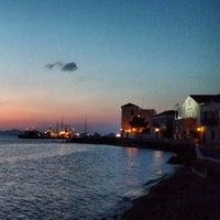 Photo taken at Akrogialia Spetses by N K. on 6/8/2014