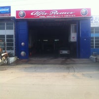 Photo taken at Racing Servis by Orhan E. on 1/2/2013