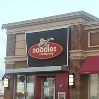 Photo taken at Noodles & Co. by Matt G. on 2/12/2013