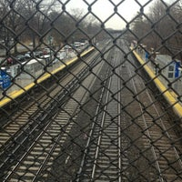 Photo taken at Metro North - Woodlawn Train Station by Devin on 2/19/2013