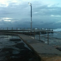 Photo taken at Mona Vale Beach by Jason on 6/14/2013