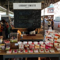 Photo taken at New Amsterdam Market by Michael B. on 10/21/2012