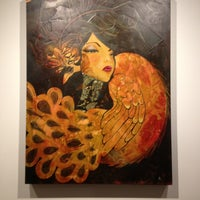 Photo taken at Luna Rienne Gallery by judy on 3/3/2013