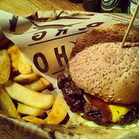 Photo taken at Burger House by Atakan D. on 11/17/2012
