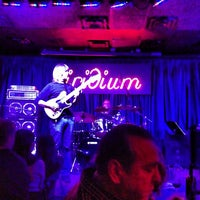 Photo taken at The Iridium by Rob on 12/31/2012