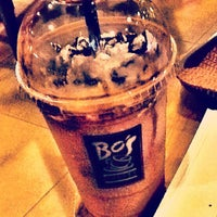 Photo taken at Bo's Coffee by Eden on 3/3/2013