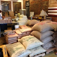 Photo taken at Mast Brothers Chocolate Factory by Alex B. on 6/30/2013