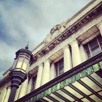 Photo taken at Baltimore Penn Station by Jeremy S. on 11/3/2012