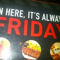 Photo taken at TGI Friday's by Ana Maria Q. on 9/29/2012