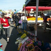 Photo taken at Hayward Farmers Market by Maile on 4/13/2013