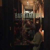 Photo taken at Bar Bambino by David H. on 12/23/2012