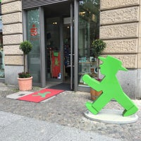 Photo taken at AMPELMANN Shop am Gendarmenmarkt by David H. on 4/24/2016