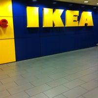 Photo taken at IKEA by Z4IL4NI on 4/15/2013