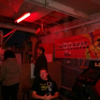 Photo taken at Hackerspace Brussels @hsbxl by Alexey R. on 2/2/2013