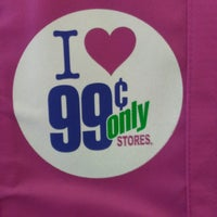 Photo taken at 99¢ Only Store by Olga S. on 9/15/2016
