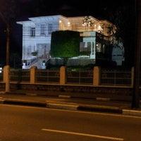 Photo taken at Avenida Dom Pedro II by Ronaldo A. on 7/19/2013