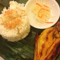 Photo taken at Chicken Bacolod by Sherien P. on 1/23/2014