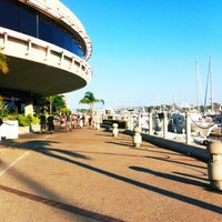 Photo taken at Marriott Marquis San Diego Marina by Ana N. on 7/14/2013