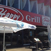 Photo taken at Happy Bar & Grill by BlckF1 S. on 7/29/2012