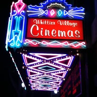 Photo taken at Whittier Village Cinemas by Ralph A. on 12/31/2011