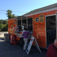 Photo taken at The Rolling Tomato by Dens on 9/22/2012