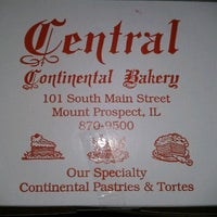 Photo taken at Central Continental Bakery by Ericka A. on 2/21/2012