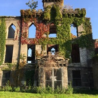 Photo taken at Smallpox Hospital by Kevin R. on 10/16/2016