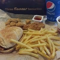 Photo taken at KFC by Makinder C. on 12/8/2013