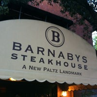 Photo taken at Barnaby's Steakhouse by John R. on 9/16/2012