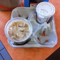 Photo taken at Dunkin' Donuts by Ronald L. on 7/15/2013