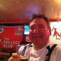 Photo taken at The Kollege Klub by Dean on 2/5/2013