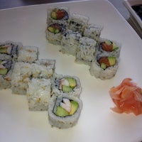 Photo taken at Planet Sushi by El power on 9/20/2012