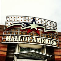 Photo taken at Mall of America by Lauren on 11/3/2012