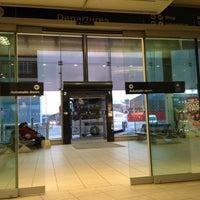 Photo taken at Birmingham Coach Station by Paula C. on 3/21/2013