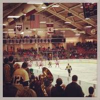 Photo taken at Bright Hockey Center by Sara M. on 11/10/2013