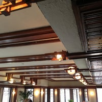 Photo taken at Frank Lloyd Wright Robie House by Kay D. on 4/26/2013