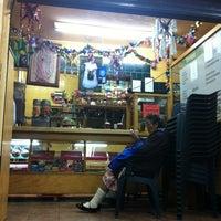 Photo taken at Café El Jarocho by Kaihiamal on 12/20/2012