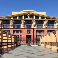 Photo taken at Walt Disney Studios by Will D. on 4/11/2013