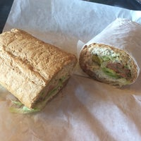 Photo taken at Potbelly Sandwich Shop by Eric R. on 5/27/2016