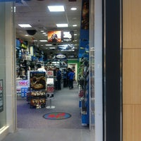 Photo taken at GameStop by Joey Q. on 2/18/2013