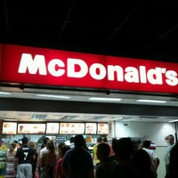 Photo taken at Mc Donald's by aluisio j. on 1/11/2013