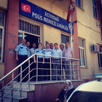 Photo taken at Altındağ Polis Merkezi by ismail U. on 6/22/2015