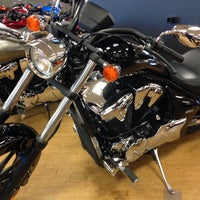 Photo taken at Fay Myers Motorcycle World by Ehs on 9/25/2013