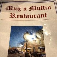 Photo taken at Mug 'N Muffin by Dan on 1/28/2013