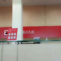 Photo taken at CimbBank, Bundusan Plaza by Mia M. on 1/4/2013