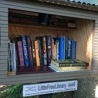 Photo taken at Balsam Circle Little Free Library, Spider Lake by Steven H. on 7/16/2016